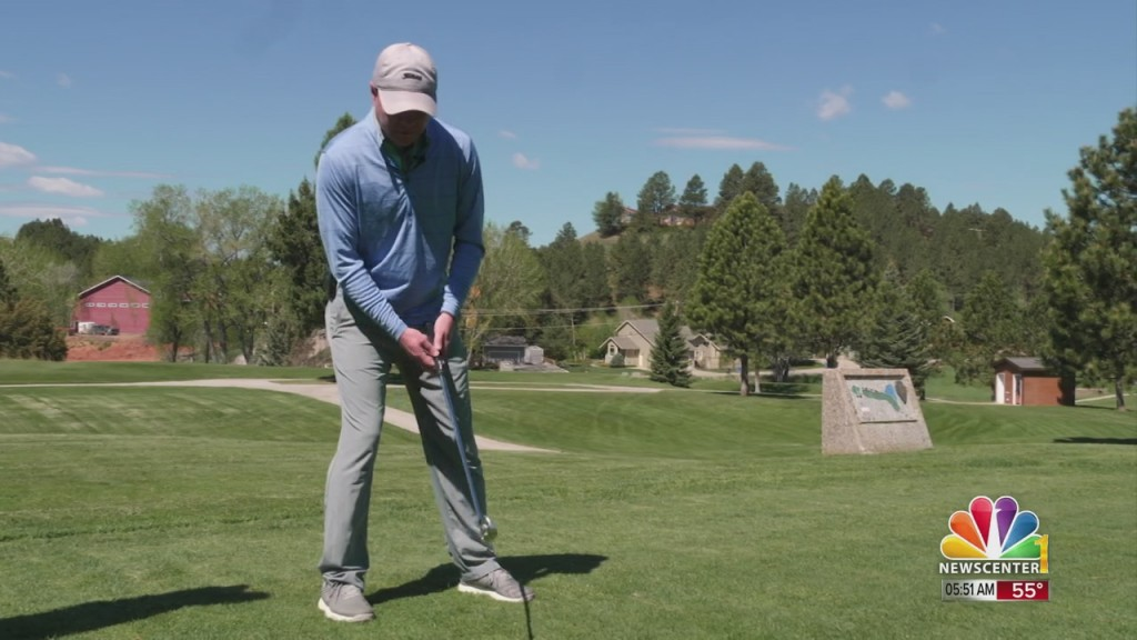 Jesse's Golf Tips Body Movement