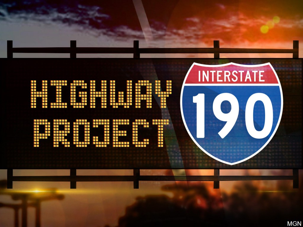 Highway Project I 190