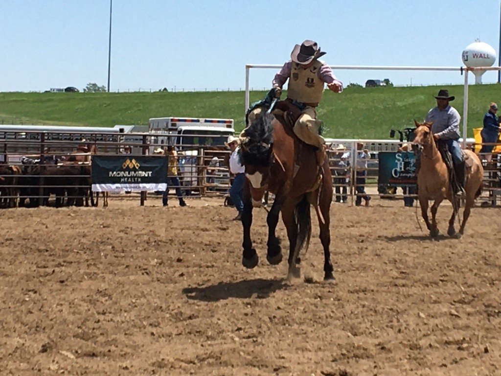 Wall Hs Rodeo