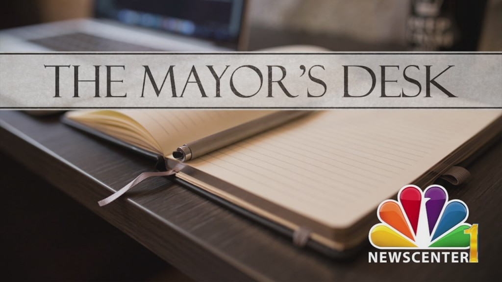 Mayor's Desk 071320
