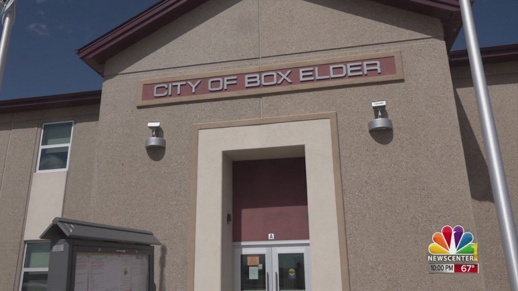 City Of Box Elder Water