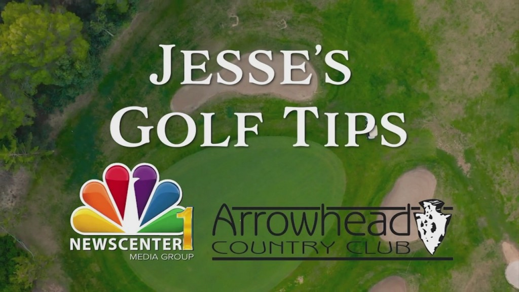 Jesse's Golf Tips Clearing Water Hazards