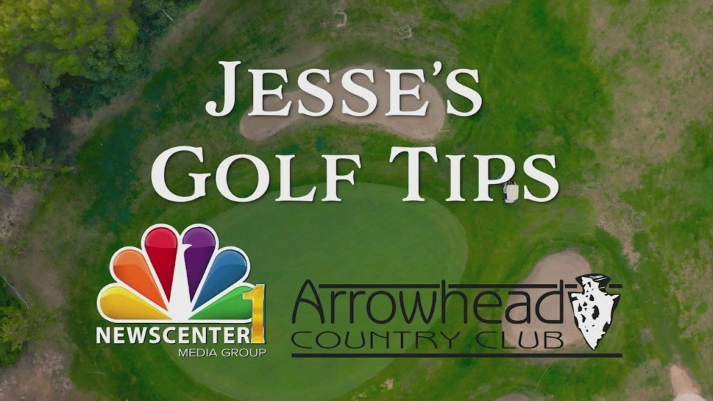 Jesse's Golf Tips Scooping The Ball