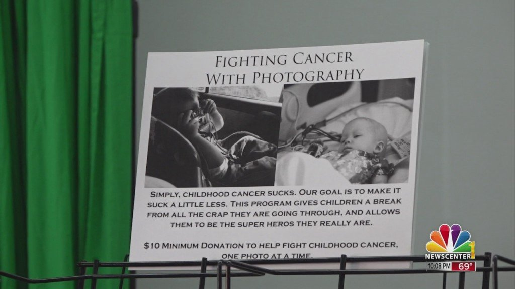 Cancer Kid Photos