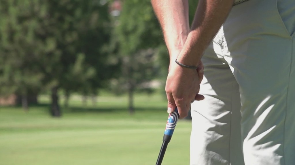 Jesse's Golf Tips Grip