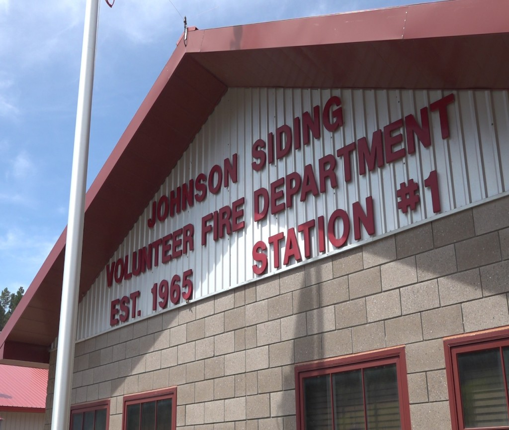 Johnson Siding Station 1