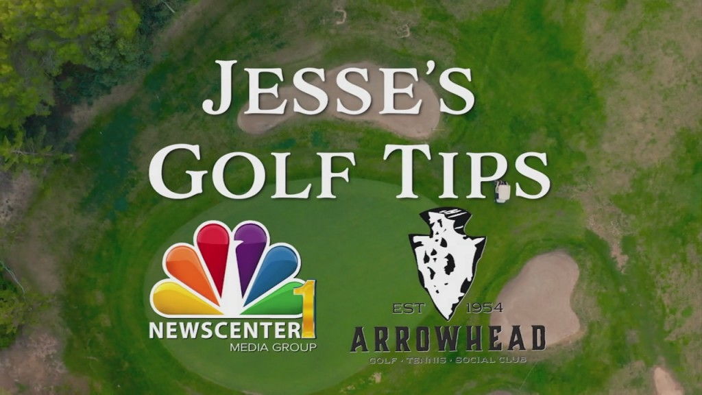 Jesse's Golf Tips Fighting The Hook