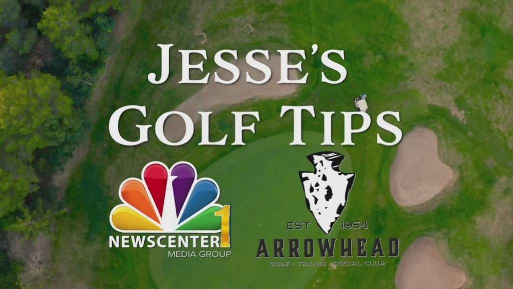 Jesse's Golf Tips Spin On The Ball