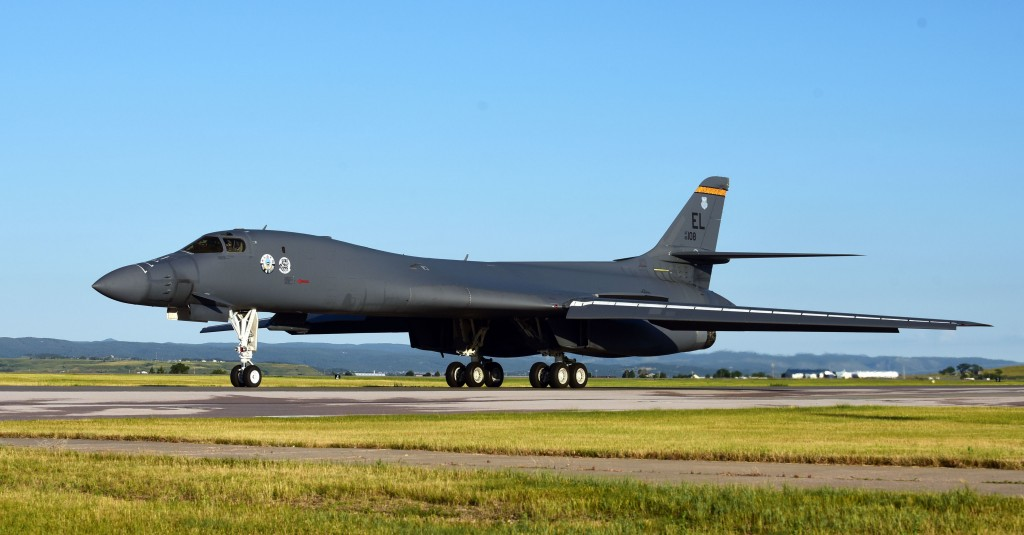 28th Bomb Wing Deploys To Guam