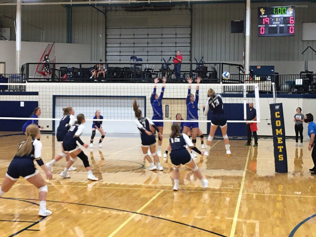 Rc Christian Volleyball