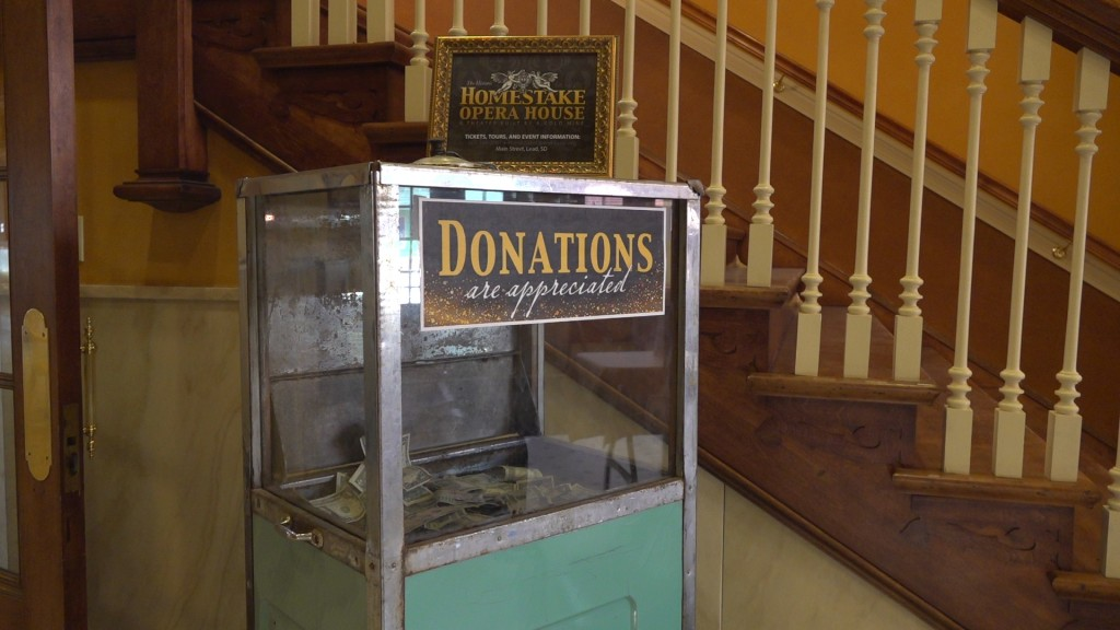 Theater Donations
