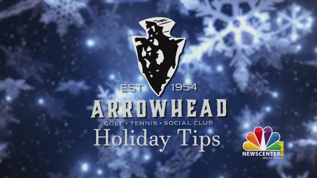 Arrowhead Holiday Tips 10/28/20