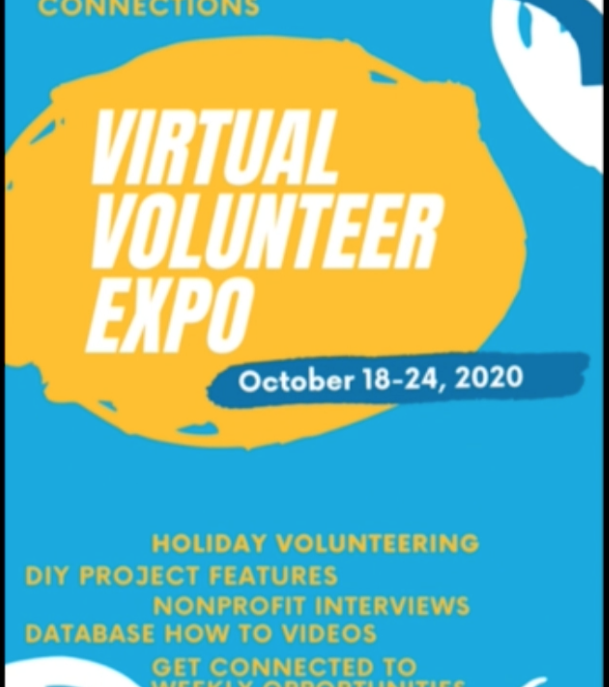 Virtual Volunteer Expo