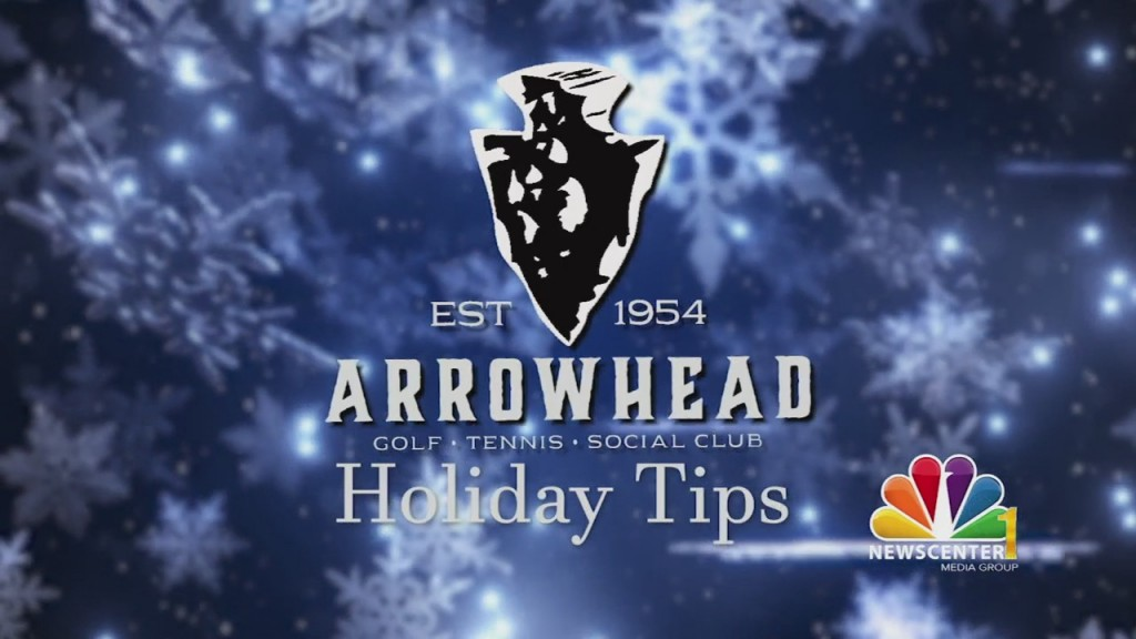 Arrowhead Holiday Tips Yam Casserole