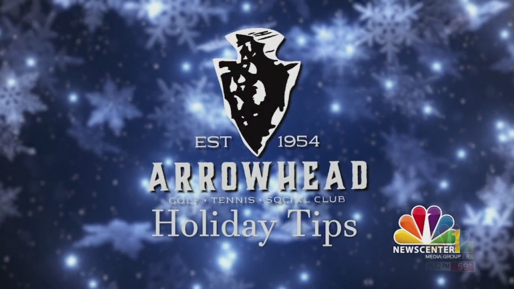 Arrowhead Holiday Tips Pumpkin Pie