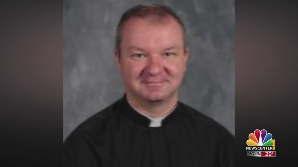 Priest Sentenced