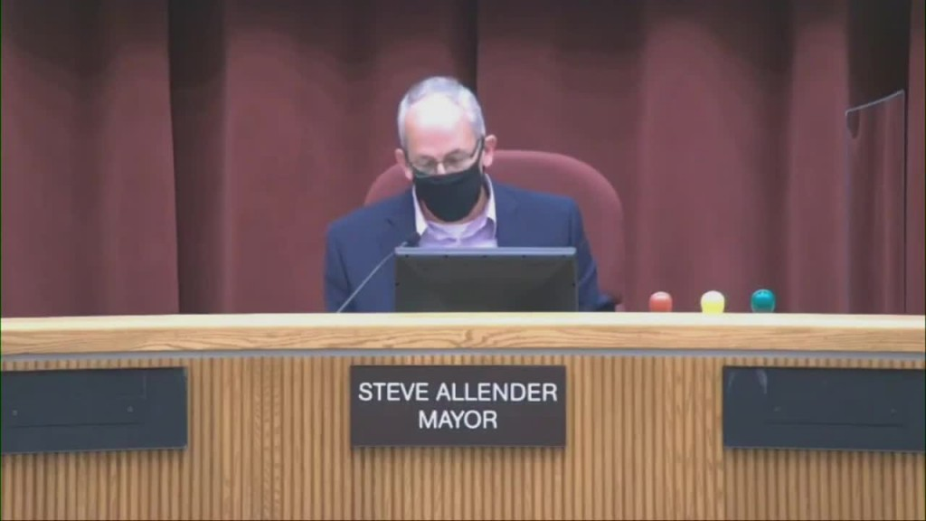 Watch: Rapid City Common Council Holds Special Session On Second Reading Of Proposed Mask Mandate