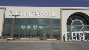 Black Friday Rushmore Mall 1