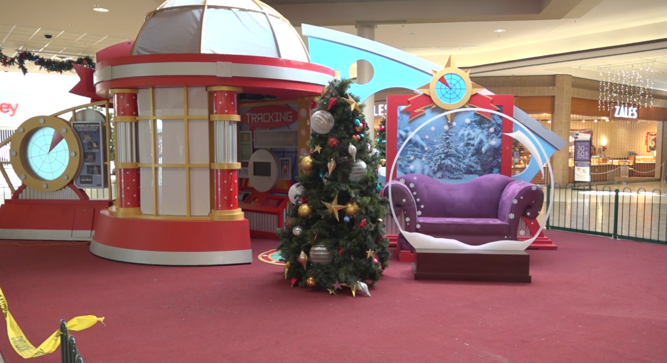 Pictures with Santa will take place at the Rushmore Mall this year