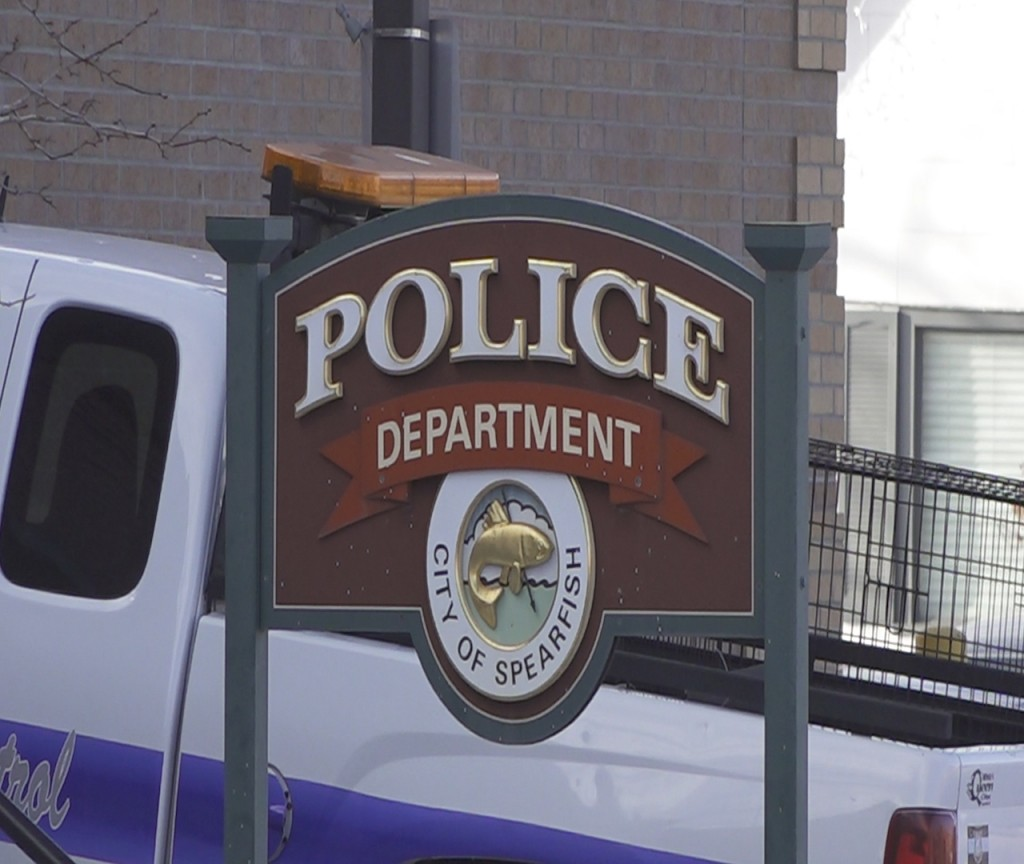Spearfish Pd Press Conference 1
