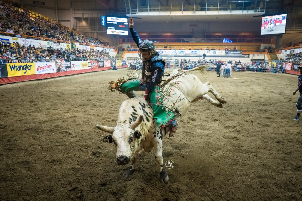 2021 Rrc Josh Frost Xbulls Champion Rodeo Ready