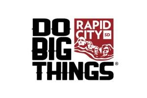Visit Rapid City Logo