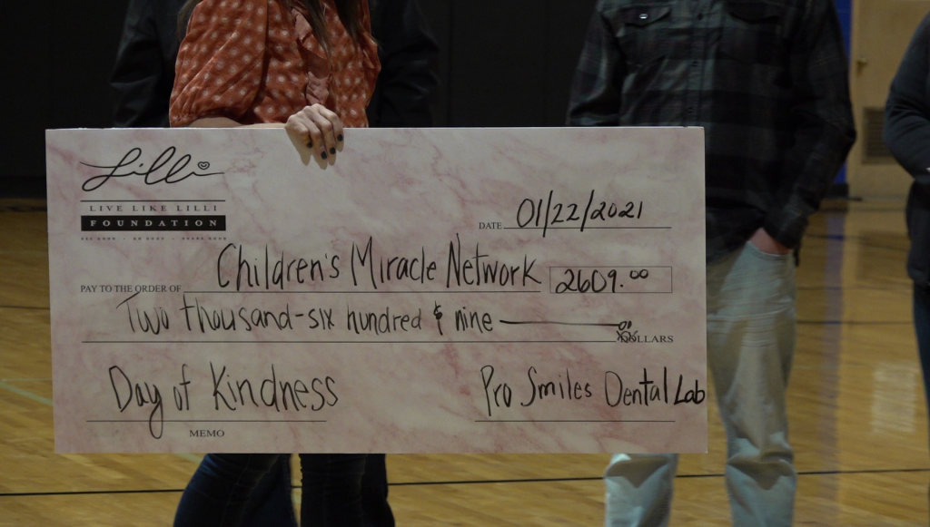 Day of Kindness put on by Saint Thomas More raises money for local Children's Miracle Network - KNBN NewsCenter1