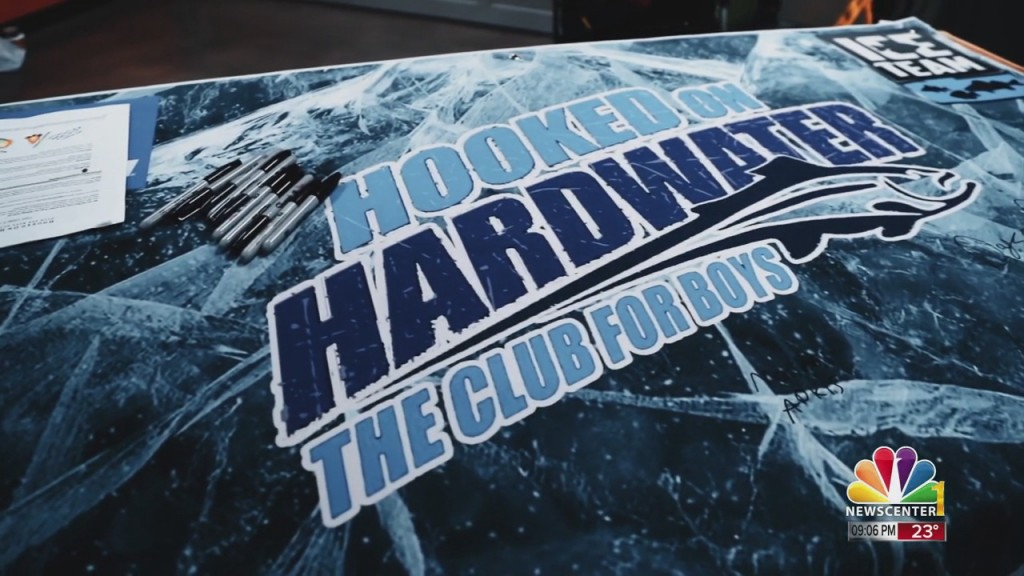 Hooked On Hardwater
