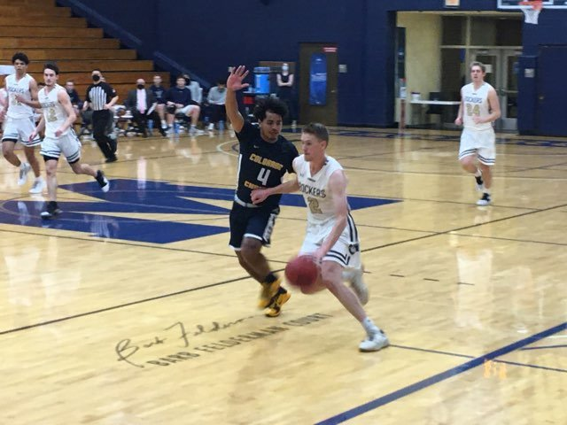 Sd Mines Mens Basketball