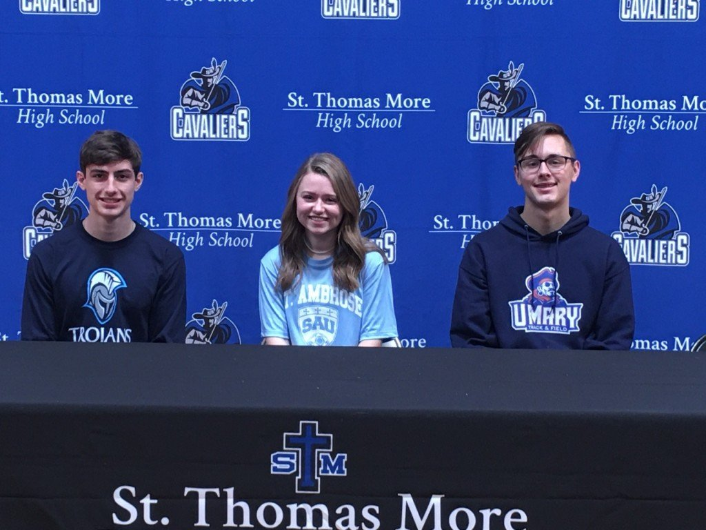 St Thomas More Signings