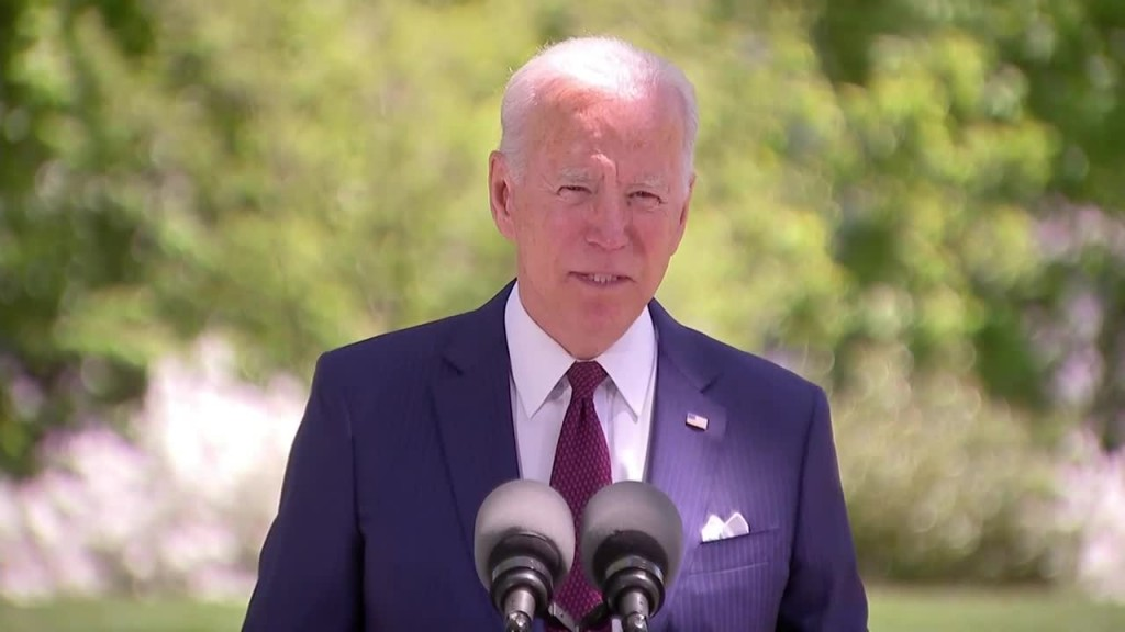 Watch: President Biden's Remarks On Covid 19 Response