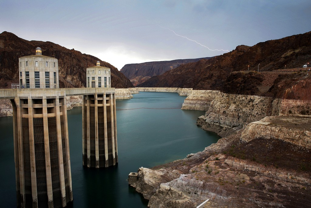Colorado River Water Shortage