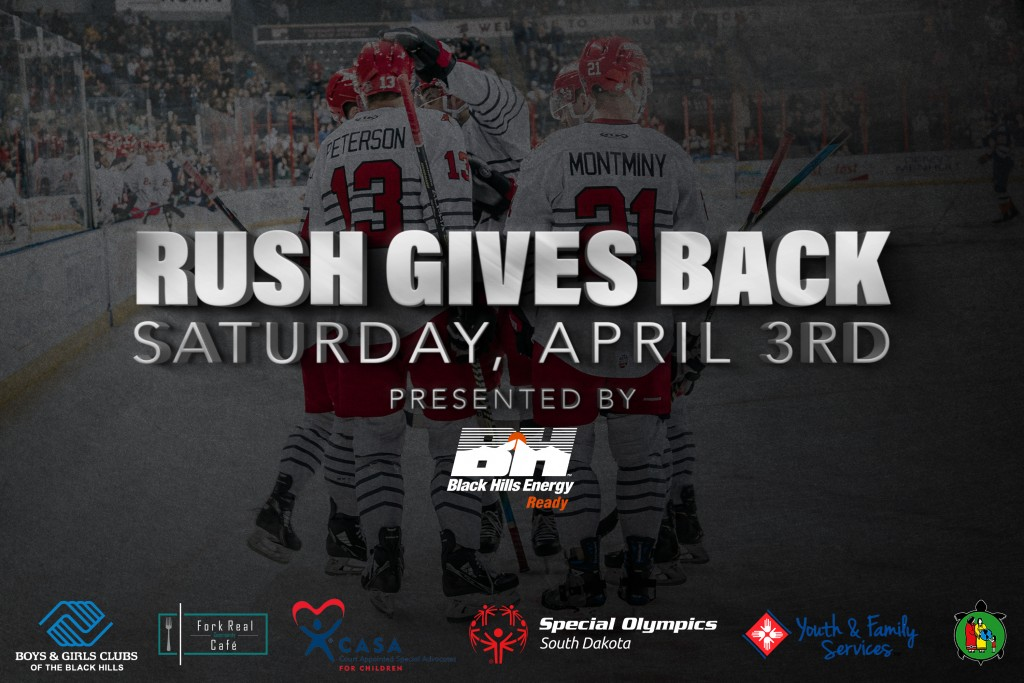 Rush Gives Back Night 2021