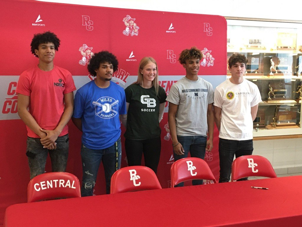 Rc Central Signings
