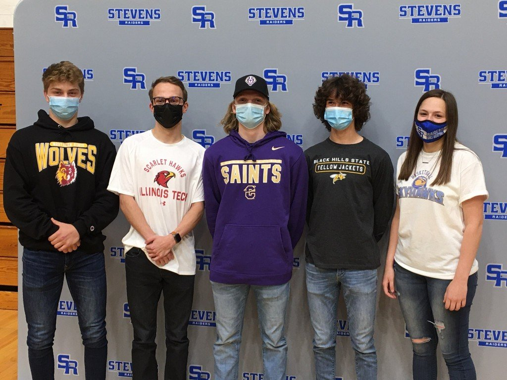 Rapid City Stevens Student Athletes