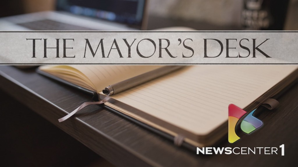 Mayor's Desk 051021