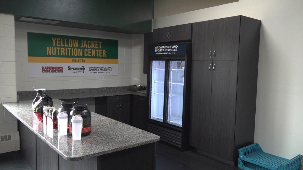 Yellow Jacket Nutrition Center 1