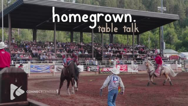 Homegrown Table Talk Pro Rodeo