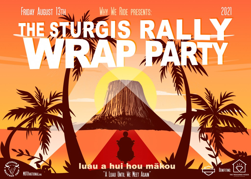 Rally Wrap Party
