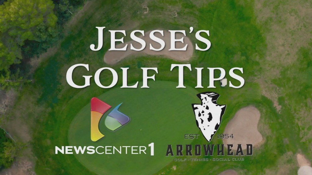 Jesses Golf Tips Good Chip Contact