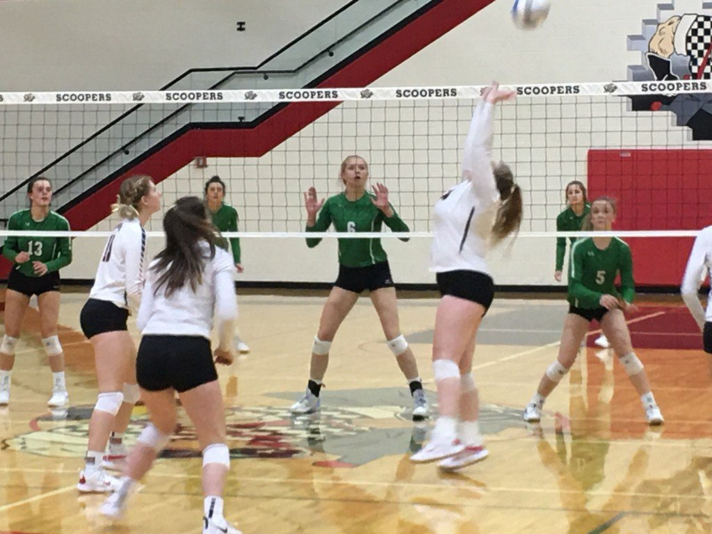 Sturgis Hill City Volleyball