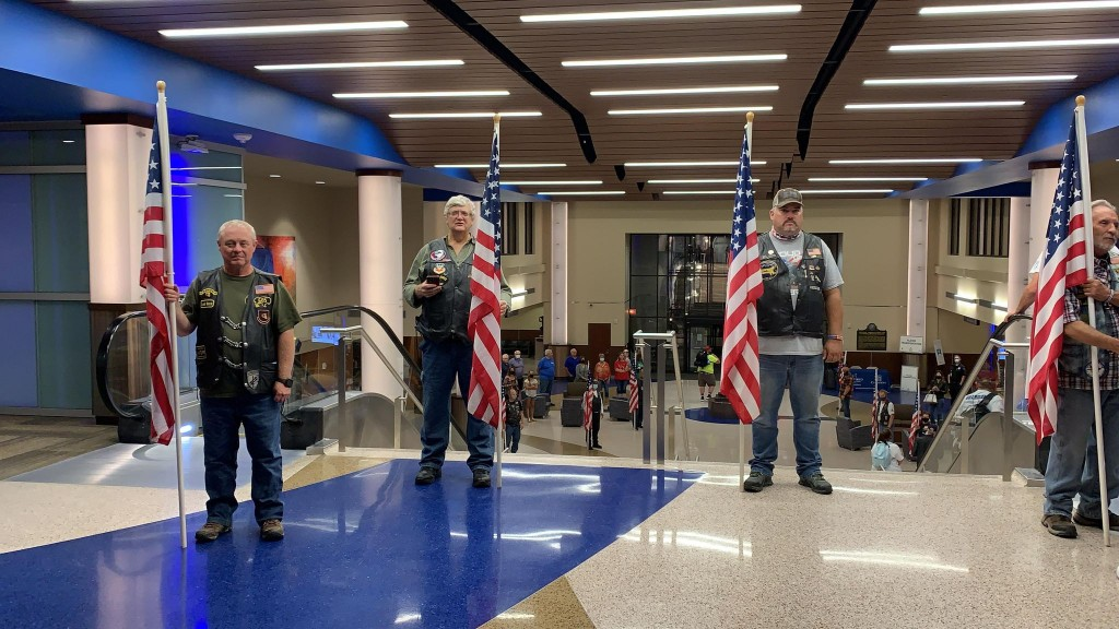 Midwest Honor Flight 42