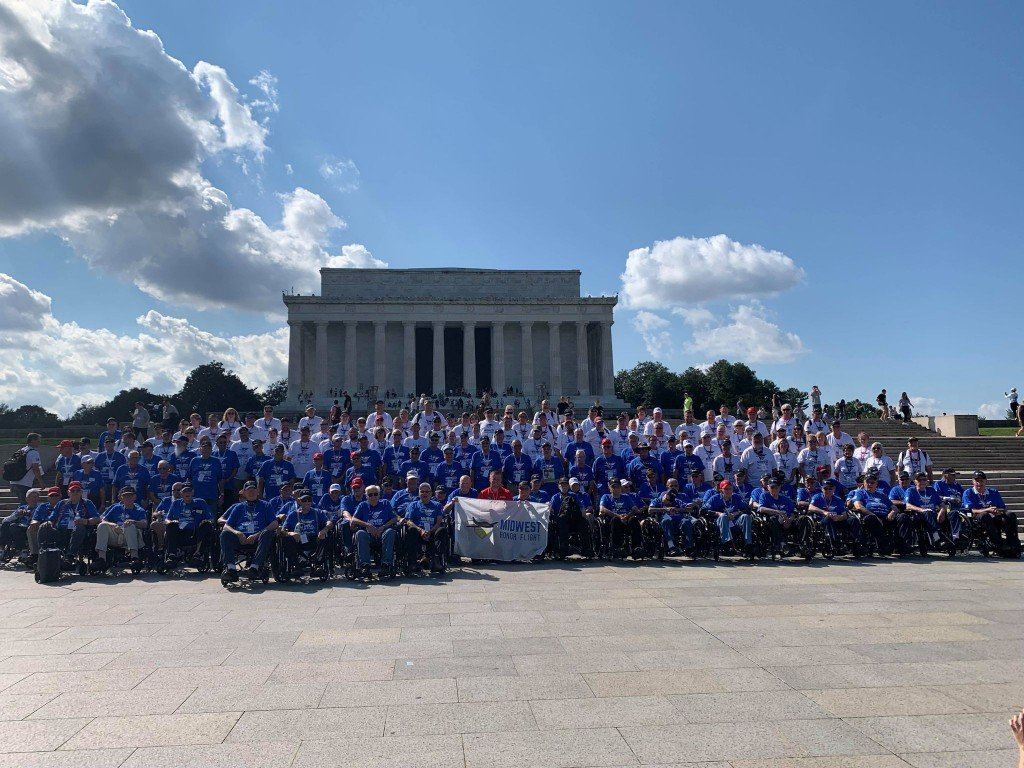 Midwest Honor Flight 38