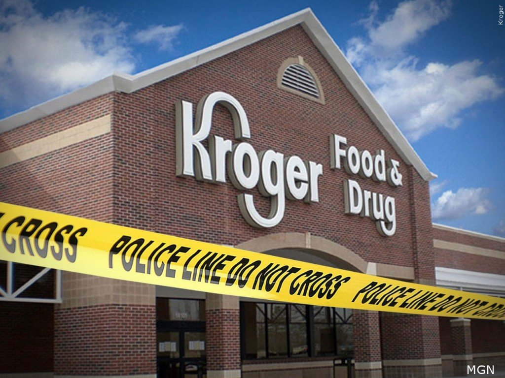 Shooting At Kroger Store