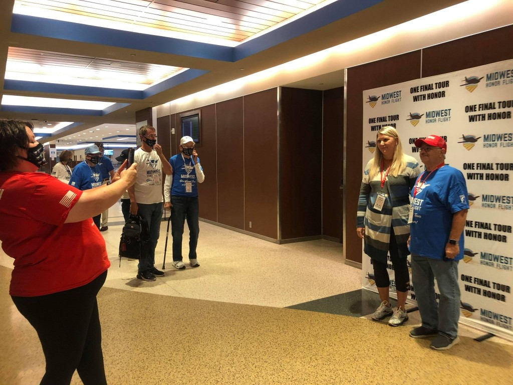 Midwest Honor Flight 08