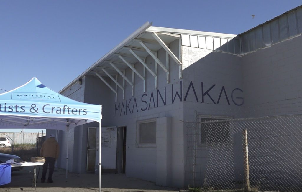 Whiteclay Makerspace opens its doors