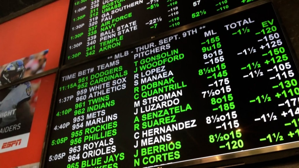 Sports Betting Month 3