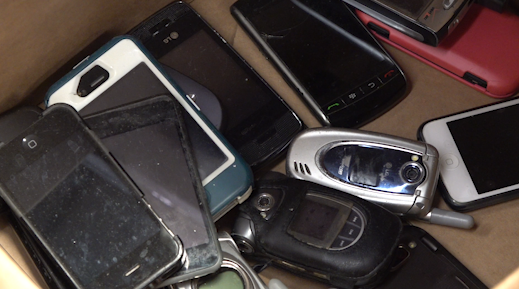 Echoworks Old Cell Phones