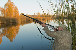 The Law Prohibits People From Repeatedly Bothering Hunters.