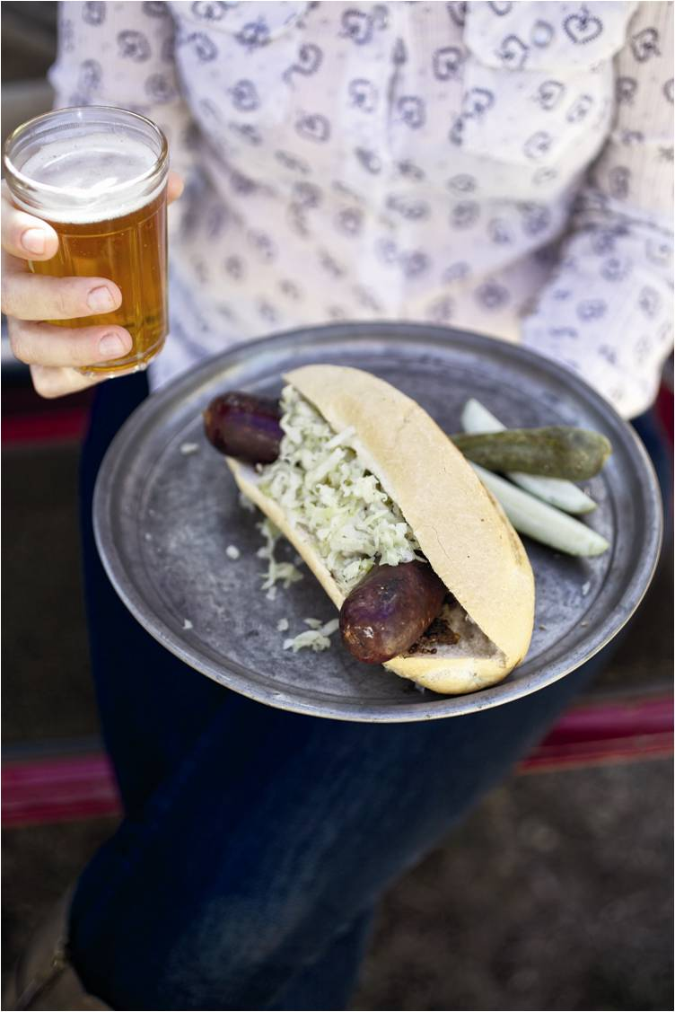 Do it yourself homemade venison brats outdoornews chef jesse griffiths hunter author of afield a chefs guide to preparing and cooking wild game solutioingenieria Choice Image